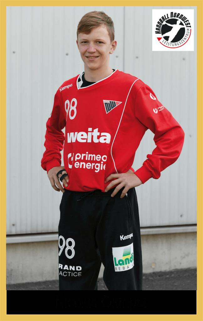 U17 Nicolas Gamper 20 21