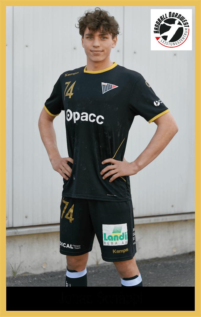 U19 Jonas Schäppi 20 21