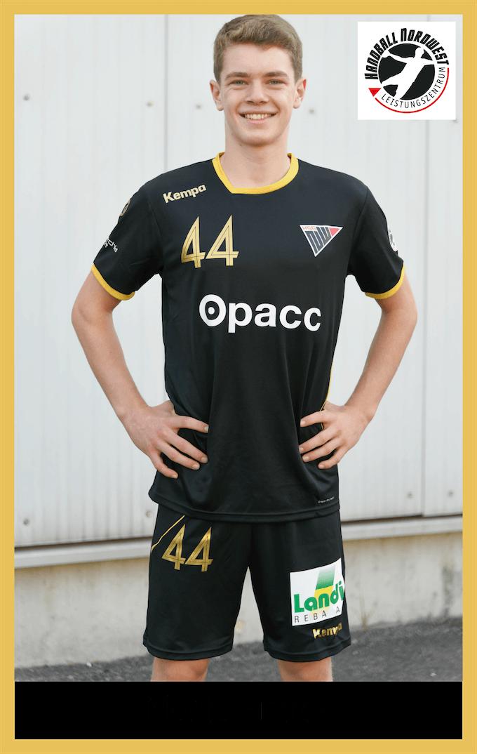 U19 Moritz Pietrek 20 21