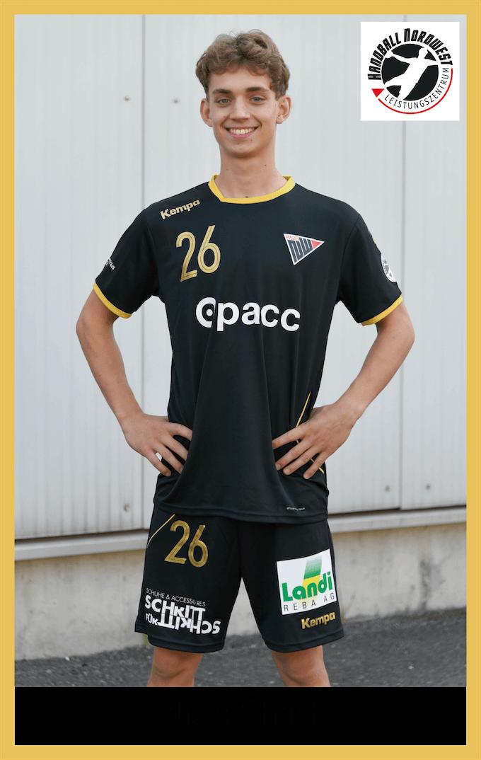 U19 Niels Christ 20 21