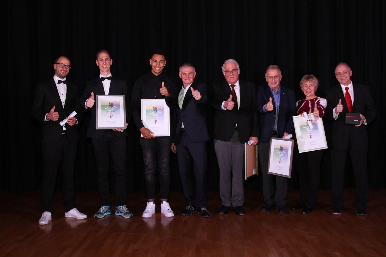 Baselbieter Sportpreis 2017 für den HSG Nordwst