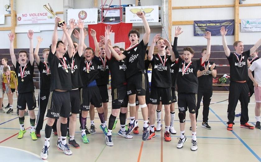 HSG Nordwest wird zweifacher Schweizermeister 2017