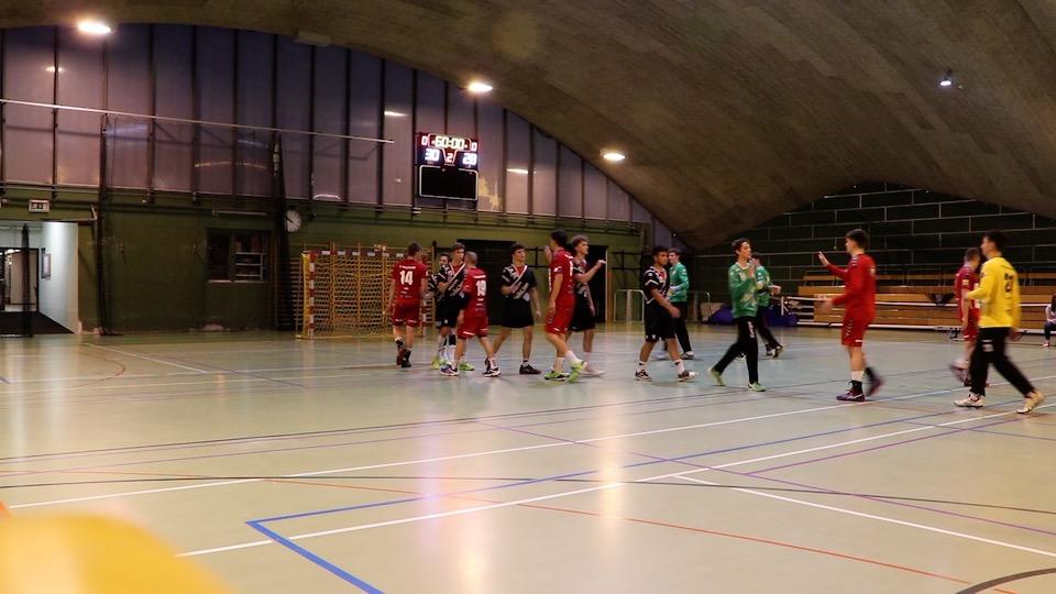 Testspiel TV Solothurn MNB - HSG Nordwest MU19 Elite