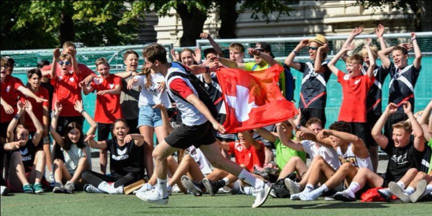Partille Cup 2018 - Handball vebindet