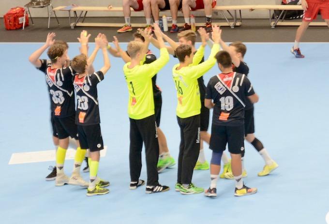 8 Spieler HSG Nordwest U19 Elite