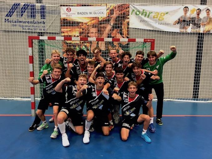 Sieger Go Easy Cup U17E 2018
