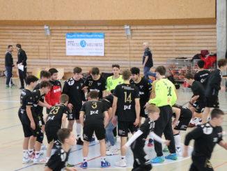 U19 Elite- Sieg gegen Pfadi Winterthur