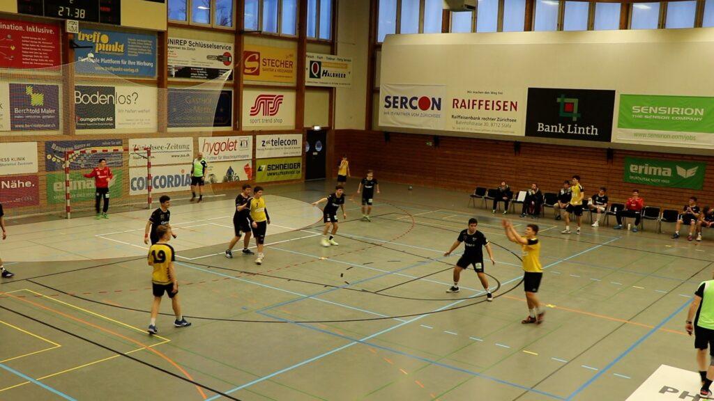 MU 19E HC GS Stäfa - HSG Nordwest 2