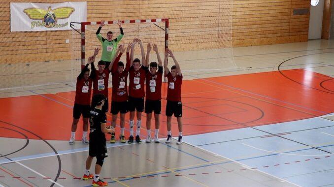HSG Nordwest HSC Sur Aarau MU17E