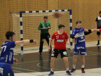 HSG U19 auswärts gegen die SG Pilatus ohne Punkte