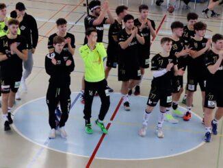 Siegesfoto HSG NORDWEST U19 Elite
