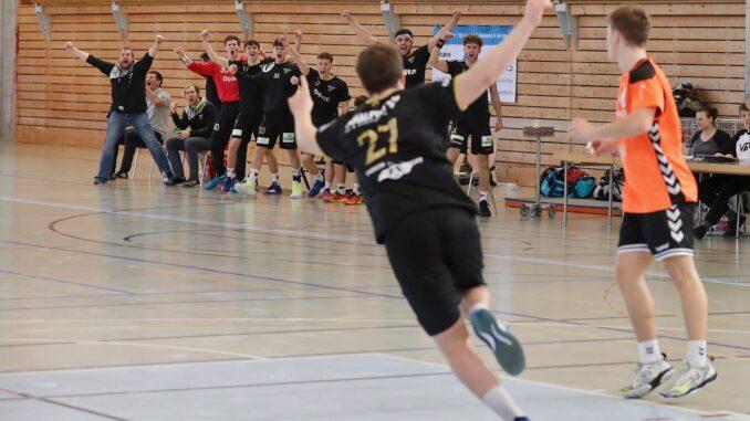 HSG Nordwest gewinnt gegen Kadetten Schafhausen U19E