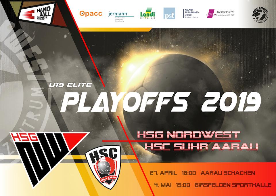 U19 Elite HSG NordwestPlayoff 2019 SUHR Kopie