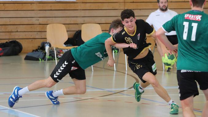U19 Elite HSG Nordwest mit klarem Sieg gegen SG LakeSide Wacker-Steffisburg