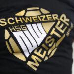 Tshirt Schweizermeister HSG Nordwest