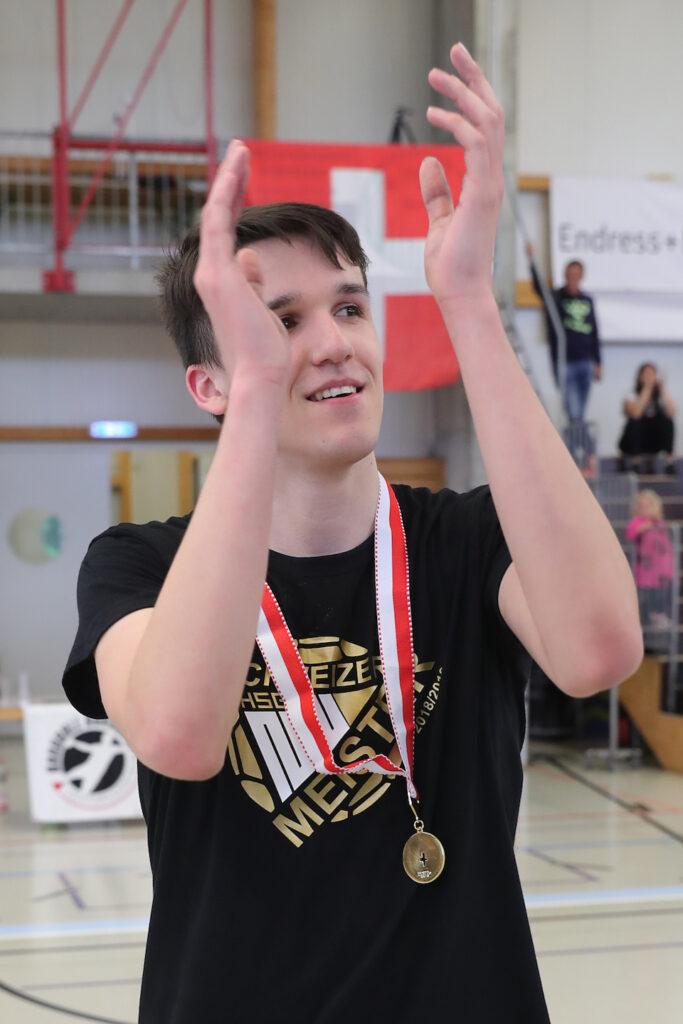 Mike Zwicky Schweizermeister