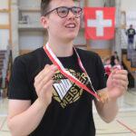 Robin Santeler Schweizermeister