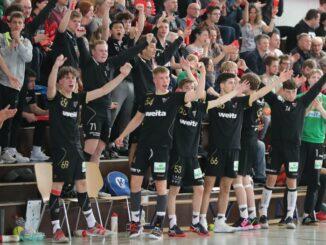U17 Elite gewinnt das Final-Hinspiel gegen Pfadi Winterthur Publikum ist begeistert
