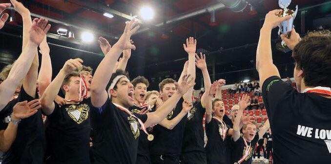 Zweiter Schweizermeistertitel für die HSG Nordwest