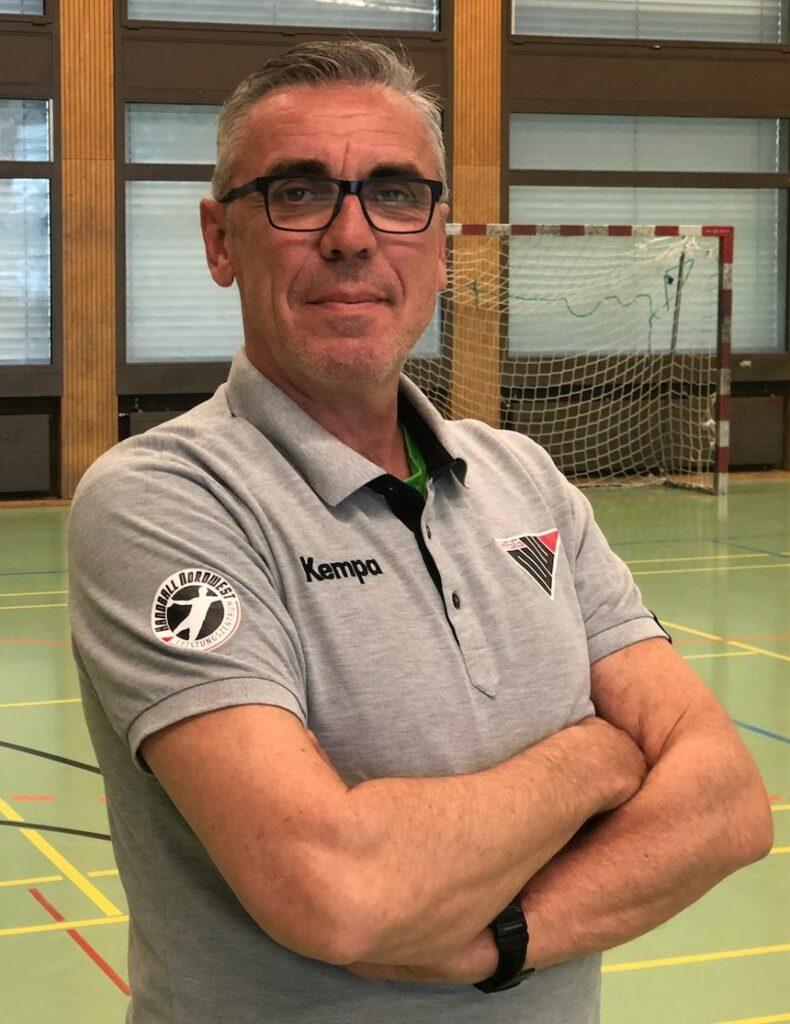 Samir Sarac Handball Nordwest Leistungszentrum