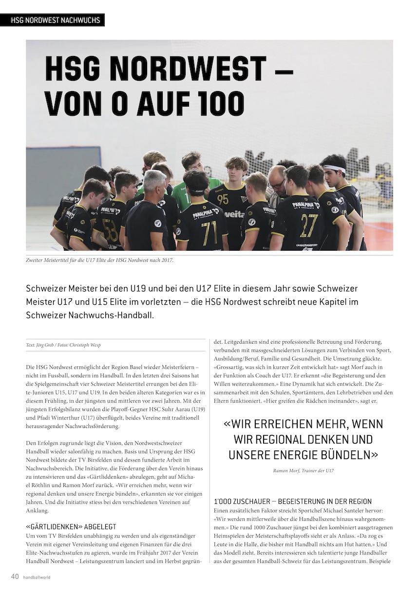 201906 Handballworld