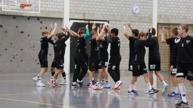 HSG Nordwest U15 Elite - Weiterhin ungeschlagen