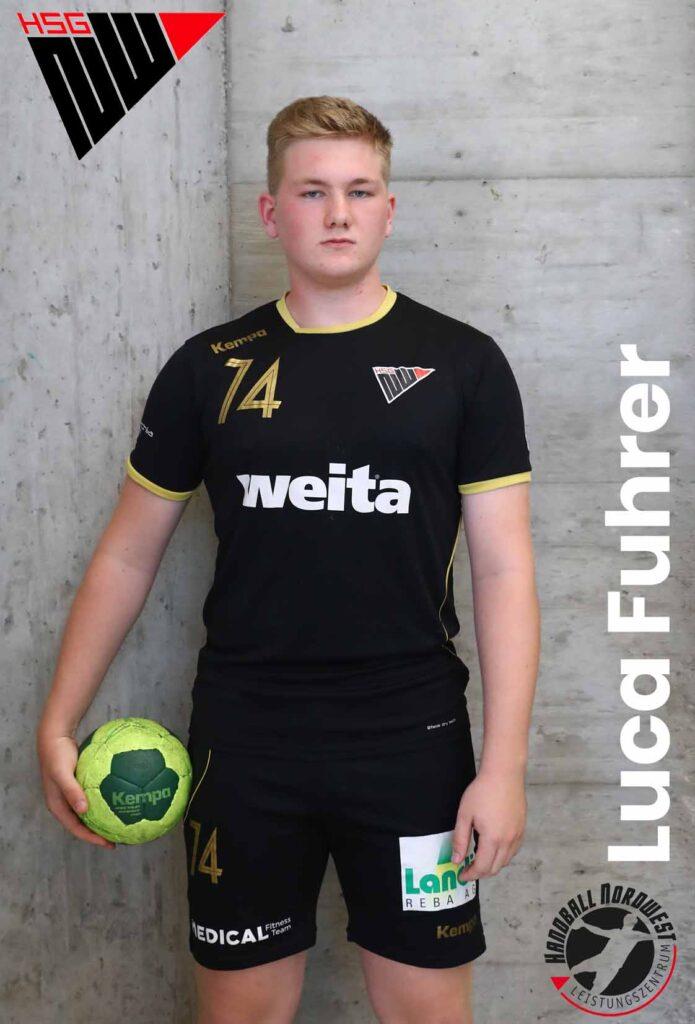 Fuhrer Luca 1920 U19E Portrait HP