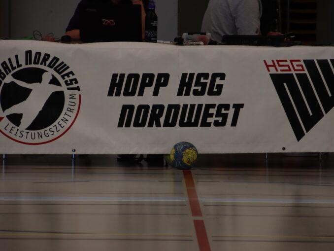 HSG Nordwest U15 Elite Sechster Sieg in Serie