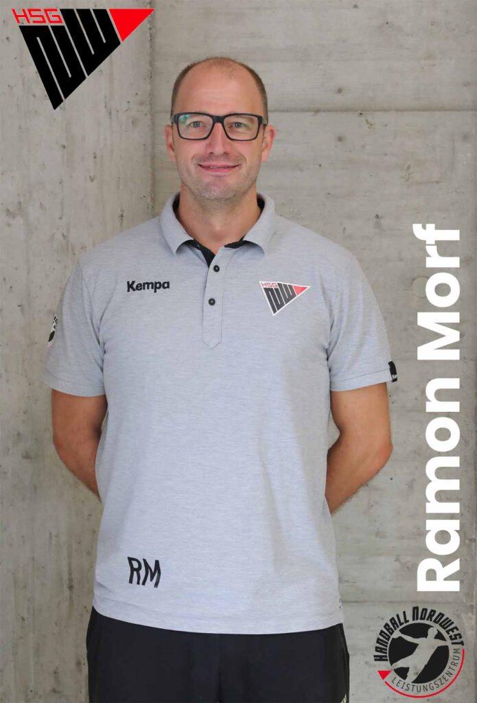 Porträt Ramon Morf, U17 Elite