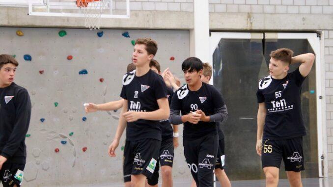 U15 Elite Sieg gegen die Berneroberländer