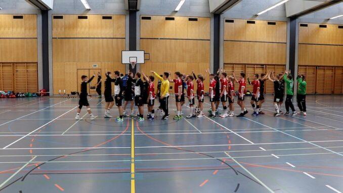 U15 Elite Sinnhafte Niederlage gegen HSG Aargau Ost
