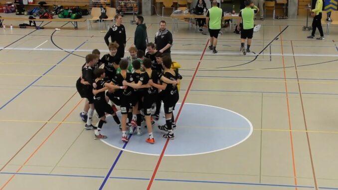 U15 Elite HSG Nordwest - Sieg gegen GC