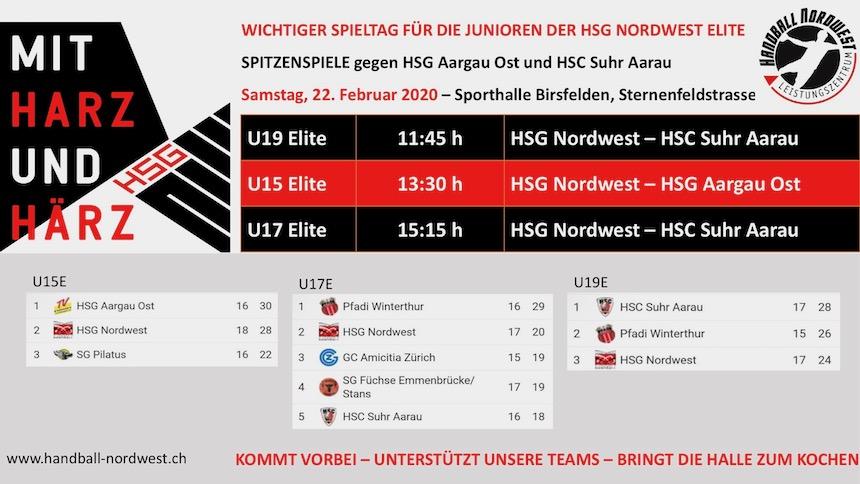 HSG Nordwest HSC Suhr Aarau