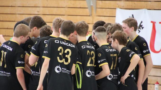 Time Out HSG Nordwest U15 Elite - Erfolgreiches Aufbäumen