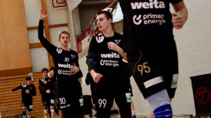 Speilbericht HSG Nordwest U17 Elite-Sieg trotz Grippewelle