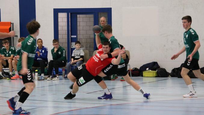 SG LakeSide Wacker-Live Match Steffisburg-HSG Nordwest U17E