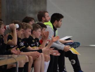 Live Handball Match - HSG Nordwest U15 Elite Mentale Höchstleistung
