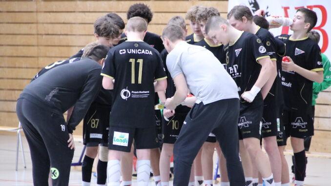 Handball Timeout der HSG Nordwest unter 15 Elite - U15 Elite Best Of Saison 2019/2020