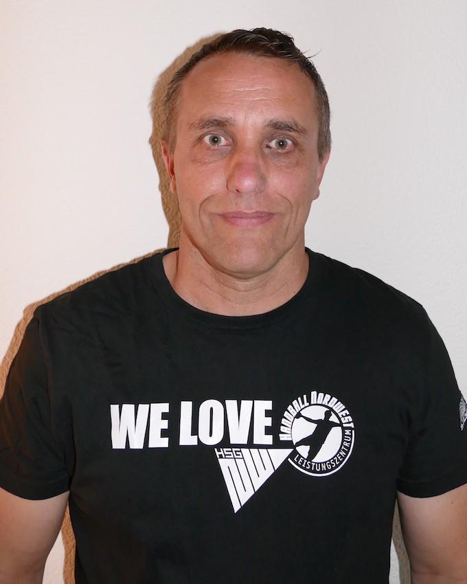 Porträt Rainer Dietwiler, Stv. Sportchef