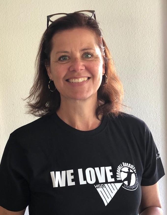 Porträt Nicole Santeler, Co-Präsidentin