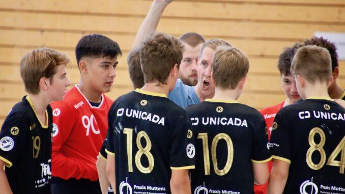 HSG Nordwest U15 Elite Erfolgreicher Saisonauftakt