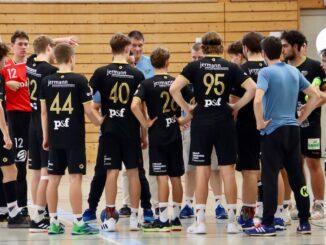 U19 Elite Spielbericht HSC Suhr Aarau hSG Nordwest