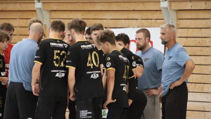 Die U17 Elite gewinnt gegen die Kadetten Schaffhausen