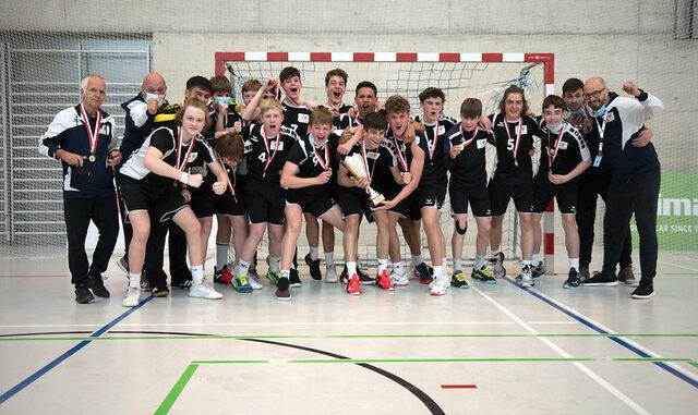 Siegerbild RA Nordwestschweiz ist Schweizermeister 2021