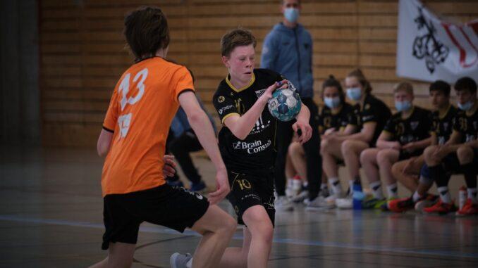 U15 Elite: Niederlage gegen Kadetten Schaffhausen