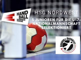 handball U17-Nationalmannschaft Schweiz